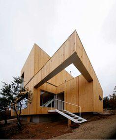 CLT / Ex House / GarcíaGermán Arquitectos