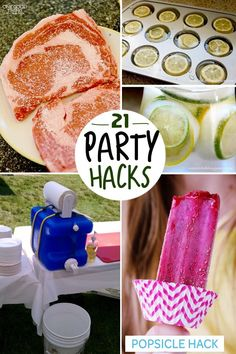 21 party tips for summer