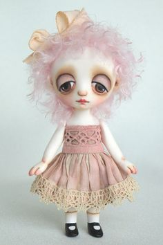 Eloise - original doll by Ana Salvador