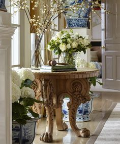Exceptional East Hampton Elegance - East Hampton, New York by Marshall Watson Interiors on InCollect