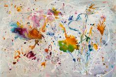 חבר  ילדות Childhood friend Mixed Media 100X70 Ink Painting, Wax, My Arts, Laundry