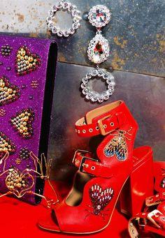 Parejas bien avenidas de bolsos y zapatos que te hacen el look en San Valentín © A. Moral / Realización: Ana Rojas