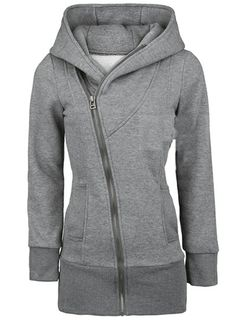 New Arrival Stylish Pure Color Hoodies