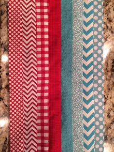Colors for table runners