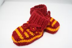 Harry Potter baby booties Baby shoes newborn by sweetygreetings, £1.60