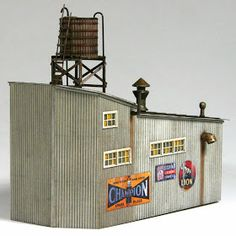 Vilius's scale modeling endeavors: Project Update: Gritty McDuff's by Bar Mills Ho Scale Buildings, N Scale Trains, Pop Stick, Model Trains, Second Floor, Scale Models, Scenery, Christmas Eve, Modeling