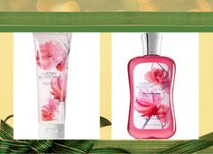 'Bath & Body Works Cherry Blossom DUO' is going up for auction at  8pm Mon, Jan 14 with a starting bid of $14.