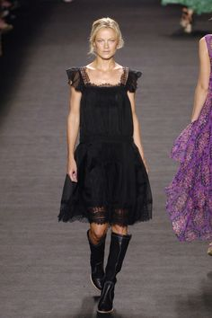 Anna Sui - New York Spring 2006