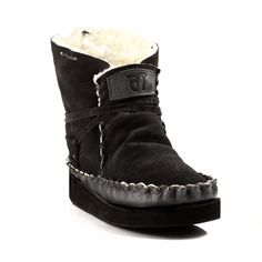 GIAAN R 1200 Sheep Wool, Unisex Fashion, Suede Leather, Ankle Boots, Pure Products, How To Wear, Ankle Booties, Ankle Bootie, Shoe Boot