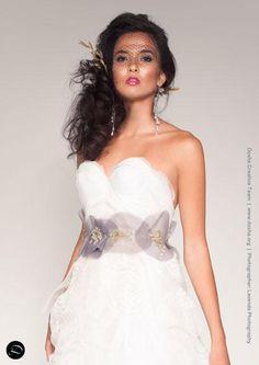 PFW Portland Fashion Week Bridal Nature of Isa