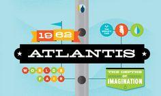 Lost world fairs: Atlantis / by Frank Chimero