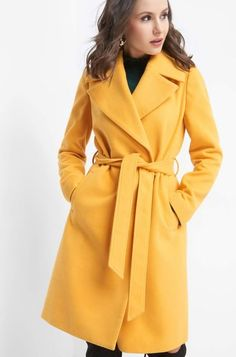 6f548f6e3 Płaszcz z wiązaniem Dżinsy, Trendy, Kurtki, Stroje, Suknie, Reklama