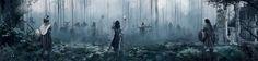 ArtStation - Runequest 6, David Benzal