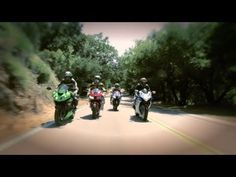 Uploaded on Jun 2, 2011    Honda CBR600RR vs. Kawasaki ZX-6R vs. Suzuki GSX-R600 vs. Yamaha R6    For full review, visit: http://www.motorcycle.com/shoot-outs/2011-supersport-shootout-street-91040.html    We awarded the all-new Suzuki GSX-R600 top position in the racetrack specific portion of the 2011 Supersport Shootout. Who will win when we take these 600cc sportbikes to the street?