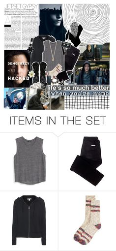 """☼ I'm good at reading people. my secret , I look for the worst in them ☼"" by marissa-louise ❤ liked on Polyvore featuring art"
