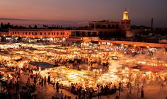 With endless edible treasures, ancient architecture, and an art and nightlife scene that rivals Paris, it's Marrakech's moment.