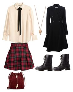 """Maka Albarn"" by animequeen58 on Polyvore featuring H&M, Givenchy, Charlotte Russe, Vince Camuto and Pamela Love"