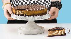 Zebrový Cheesecake