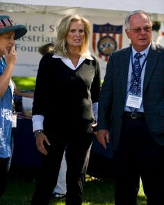 Ann Romney's Horse Qualifies For The London Olympics - 42-34930412 - Rights Managed - Stock Photo - Corbis