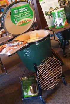 Grilling season isn't over yet! Stop in for the must-haves of grilling!  #BigGreenEgg #Grilling @Allpoolside Big Green Egg    *We're celebrating 50 years of creating & maintaining your ideal backyard lifestyle. Ranging from swimming pools and spas to outdoor kitchens and unique architectural landscaping.  Call, Email or Visit: 651-483-6600 Info@poolside.biz allpoolside.com  FB: http://ow.ly/APWLg  YouTube: http://ow.ly/APX3s  Tumblr: http://ow.ly/APX7G  Google+ http://ow.ly/APXqs