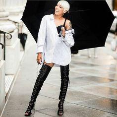 Umbrella! #MonicaBrown