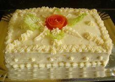 O Glacê Salgado para Decoração é especialmente formulado para a decoração de bolos salgados e tortas frias. Ele é cremoso, gostoso e tem uma consistência f