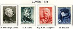 Postzegels 1936
