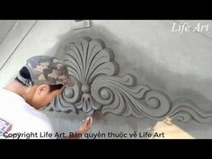 You are watching how to make octopus reliefs from sand and cement (part on Life Art channel. The channel shares experiences about cement reliefs and vario. Diy Plaster, Clay Wall Art, Anatomy For Artists, Concrete Projects, House Colors, Octopus, Sculpture Art, Wall Fountains, Projects To Try