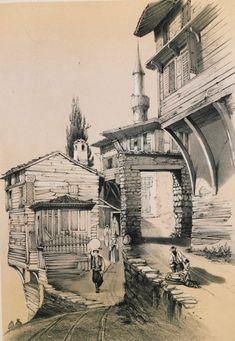 Streetlet at Galata