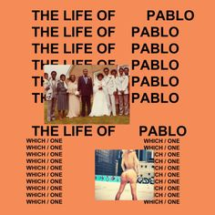 Stream Kanye West's The Life Of Pablo … Finally! - Stereogum