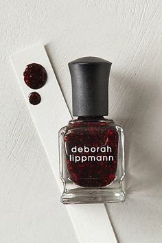 Deborah Lippmann Nail Polish #anthropologie