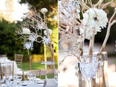 Glamorous Wedding With Vintage Key Wedding Favors