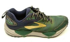 dd6ec6b9161 Womens Brooks Cascadia 12 National Park Trail Running Athletic Shoes Size  6.5  Brooks  RunningShoes