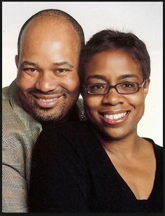 James Ransome and Lesa Cline-Ransome