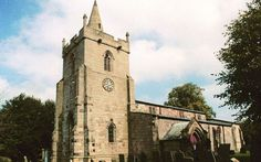 Michael and all angels church, Church Broughton, Derbyshire. My daughter was baptized here in 1976 Michael Church, St Michael, Derbyshire, Days Out, Green Grass, Notre Dame, Hiking, England, Building