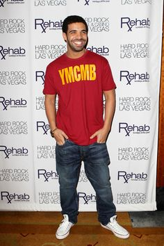 Drake hosts Memorial Day party at Rehab in Vegas