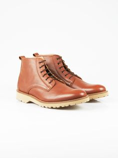 Keez Ankle Boot | Chestnut | Ben Sherman