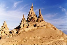 Sand Castle | RG _ into the studio: THE ENCHANTMENT OF THE CASTLES