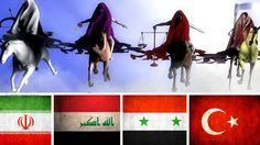 A relação dos 4 Cavalos do Apocalipse com o Islã - Jefferson Netto