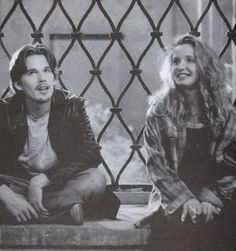 Ethan Hawke & Julie Delpy - Before Sunrise deleted scene