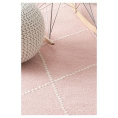 Rugs USA - Area Rugs in many styles including Contemporary, Braided, Outdoor and Flokati Shag rugs.Buy Rugs At America's Home Decorating SuperstoreArea Rugs Girls Rugs, Nursery Area Rug, Trellis Rug, Living Room Area Rugs, Carpet Colors, Pink Rug, Girl Nursery, Girl Room, Bedroom Ideas