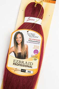 Amazon.com: Innocence EZ Braid (Pre-Stretched Braid) 20 ...