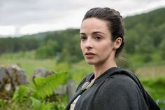 This season we get to meet Jenny—Jamie's spunky younger sister who's currently in charge of the Fraser estate. She's played by Laura Donnelly, who happens to already have a history with Sam Heughan. They acted together in a 2014 movie called Heart of Lightness, about a group of British actors who follow their narcoleptic director to the Norwegian Arctic Circle to film a play before they're overwhelmed by tension among the cast and also the fact that the sun never se...
