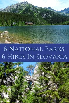 Let us introduce you to 6 amazing national parks of Slovakia. Chances are high that you've never heard of them - but you should!