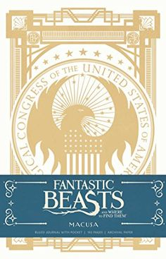 Fantastic Beasts and Where to Find them: MACUSA Hardcover…