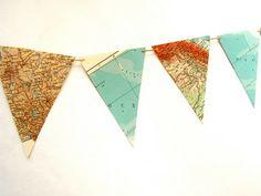 Mapping my way around the world