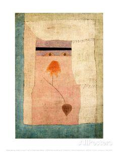 Arabian Song, 1932 Posters par Paul Klee sur AllPosters.fr