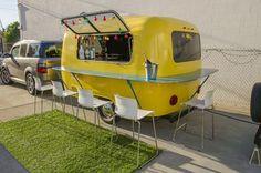 Happier Camper's BARbra Perris Pacer, a very cool set up.
