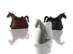 Polyethylene rocking horse ROCKY - Magis