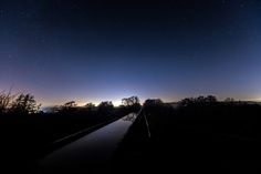 boddle (Steve Hart) posted a photo:  Estone Aquaduct 21st December 2016  #wild #wilds #wildlife #nature #natural#canon6d #boddle #stars #night #nightsky #startrail #starStax #canon5d4